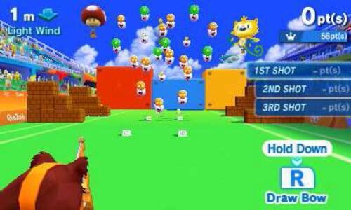 Mario & Sonic ai Giochi Olimpici di Rio 2016 - 3DS - 15