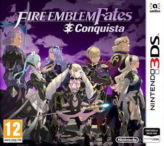 Videogioco Fire Emblem Fates: Conquista - 3DS Nintendo 3DS
