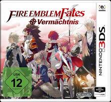 Nintendo Fire Emblem Fates: Vermächtnis, 3DS videogioco Nintendo 3DS Basic