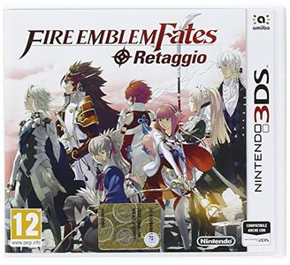 Videogioco Fire Emblem Fates: Retaggio - 3DS Nintendo 3DS
