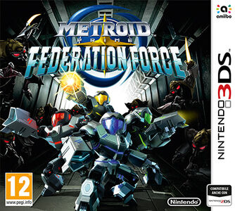 Videogioco Metroid Prime: Federation Force - 3DS Nintendo 3DS
