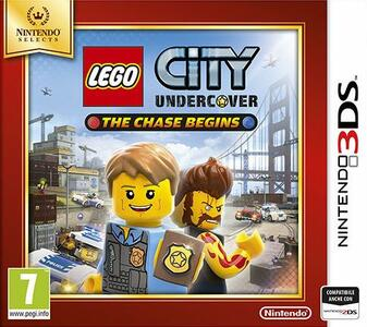 LEGO City Undercover: The Chase Begins - Nintendo Selects - 2