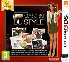 Nintendo La Nouvelle Maison du Style, 3DS videogioco Nintendo 3DS Basic Francese