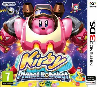 Kirby: Planet Robobot - 3DS - 7