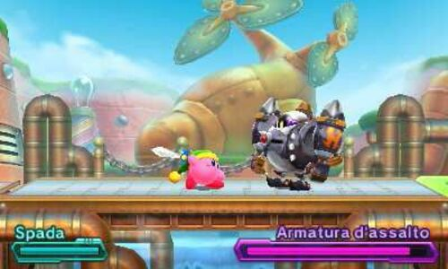 Videogioco Kirby: Planet Robobot - 3DS Nintendo 3DS 2