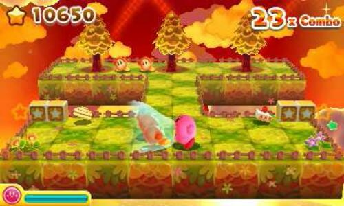 Kirby: Planet Robobot - 3DS - 15