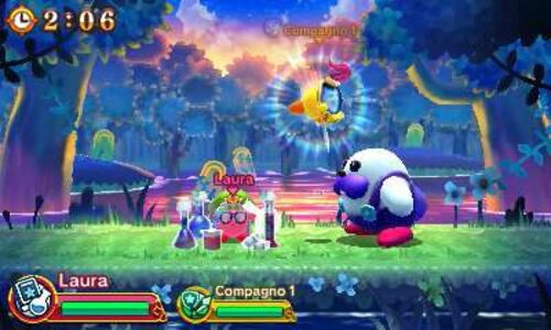 Videogioco Kirby: Planet Robobot + amiibo Kirby Nintendo 3DS 1