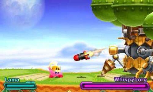 Videogioco Kirby: Planet Robobot + amiibo Kirby Nintendo 3DS 3