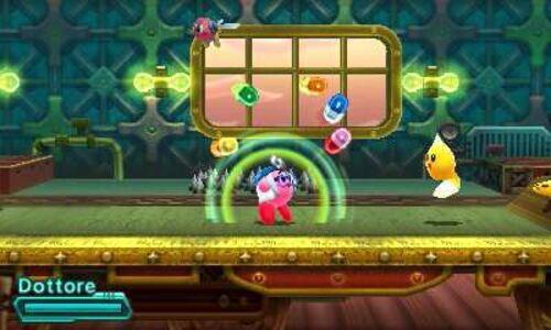 Videogioco Kirby: Planet Robobot + amiibo Kirby Nintendo 3DS 4