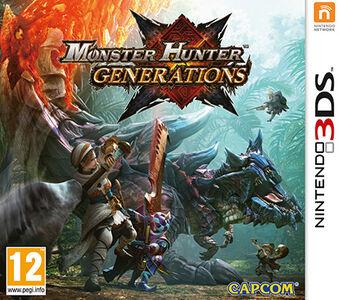 Videogioco Monster Hunter Generations - 3DS Nintendo 3DS