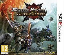 Monster Hunter Generations 3Ds Uk