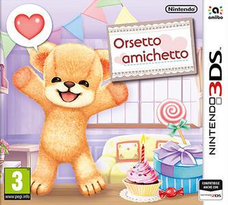 Orsetto Amichetto - 3DS - 3