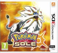 Videogiochi Nintendo 3DS Pokémon Sole - 3DS