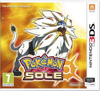 Videogioco Pokémon Sole - 3DS Nintendo 3DS