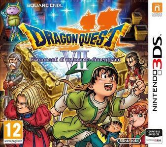 Dragon Quest VII. Frammenti di un mondo dimenticato - 3DS