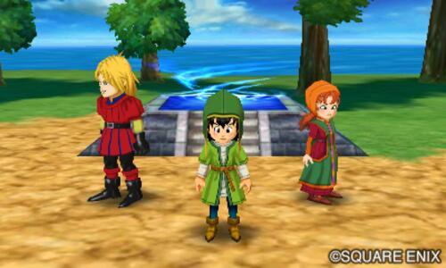 Dragon Quest VII. Frammenti di un mondo dimenticato - 3DS - 4