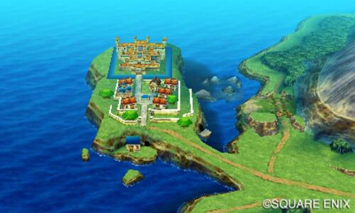 Dragon Quest VII. Frammenti di un mondo dimenticato - 3DS - 6