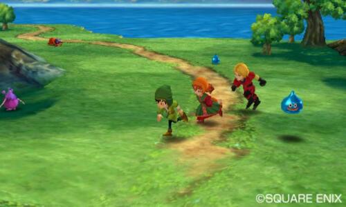 Dragon Quest VII. Frammenti di un mondo dimenticato - 3DS - 7