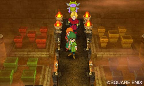 Videogioco Dragon Quest VII. Frammenti di un mondo dimenticato - 3DS Nintendo 3DS 5