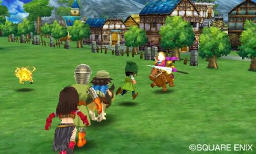 Dragon Quest VII. Frammenti di un mondo dimenticato - 3DS - 10