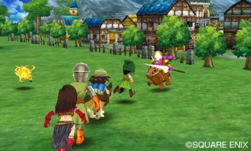 Videogioco Dragon Quest VII. Frammenti di un mondo dimenticato - 3DS Nintendo 3DS 6