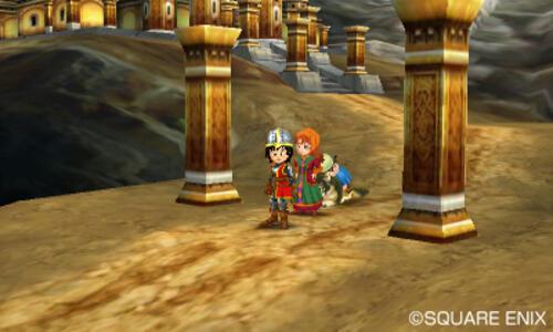Dragon Quest VII. Frammenti di un mondo dimenticato - 3DS - 12