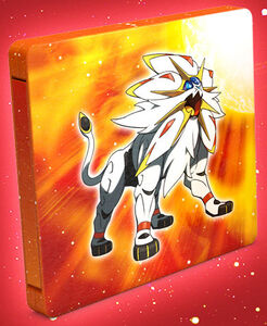 Videogioco Pokémon Sole - Fan Edition con Steelbook - 3DS Nintendo 3DS