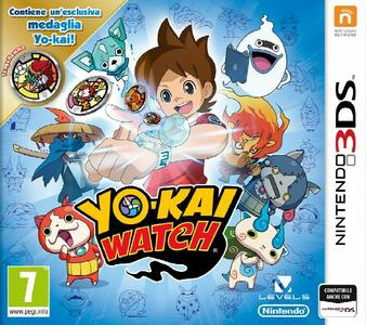 Yo-kai Watch Limited Edition - 3DS