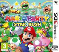 Videogiochi Nintendo 3DS Mario Party: Star Rush - 3DS