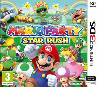Mario Party: Star Rush - 3DS - 2