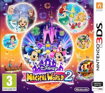 Videogioco Disney Magical World 2 - 3DS Nintendo 3DS 0
