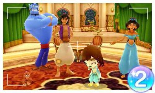 Videogioco Disney Magical World 2 - 3DS Nintendo 3DS 4