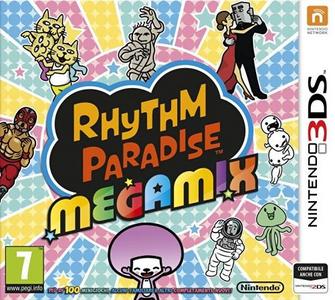 Videogioco Rhythm Paradise Megamix - 3DS Nintendo 3DS