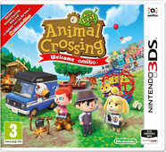 Videogiochi Nintendo 3DS Animal Crossing New Leaf - Welcome amiibo - 3DS