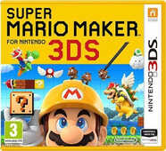Videogiochi Nintendo 3DS Super Mario Maker for Nintendo 3DS - 3DS