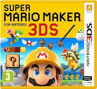 Super Mario Maker for Nintendo 3DS - 3DS