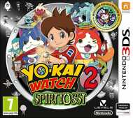 Videogiochi Nintendo 3DS Yo-kai Watch 2: Spiritossi. Limited Edition con Medaglia - 3DS
