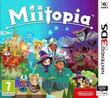Miitopia 3DS  DS