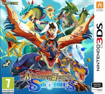 Monster Hunter Stories - 3DS