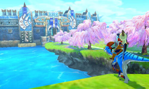 Monster Hunter Stories - 3DS - 7