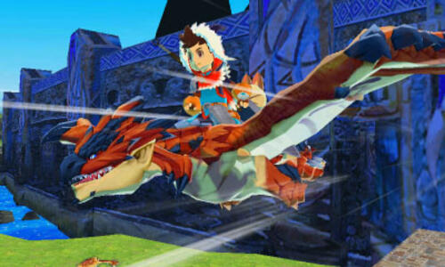 Monster Hunter Stories - 3DS - 8
