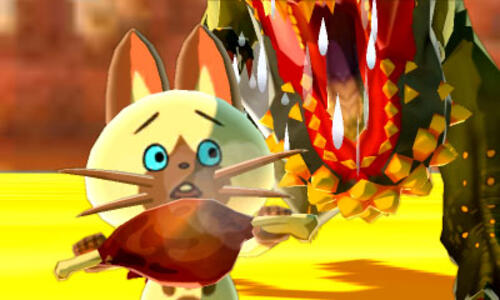 Monster Hunter Stories - 3DS - 9