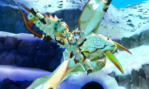 Monster Hunter Stories - 3DS - 14