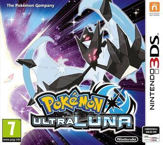 Pokémon Ultraluna - 3DS - 4