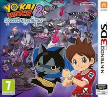 Yo Kai Watch 2 Spectres Psychiques 3DS  DS