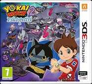 Videogiochi Nintendo 3DS Yo-kai Watch 2. Psicospettri - 3DS