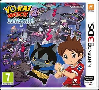 Yo-kai Watch 2. Psicospettri - 3DS - 5