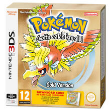Nintendo 3DS Pokemon Gold Version Inglese - 3DS