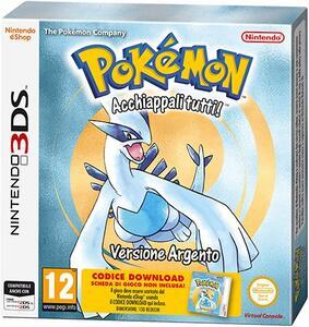 Pokémon Argento (DCC) - 3DS - 2