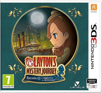 Layton's Mystery Journey: Katrielle e il complotto dei milionari - 4